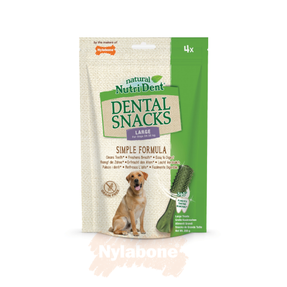 Nutri Dent Lge 4ct Pouch