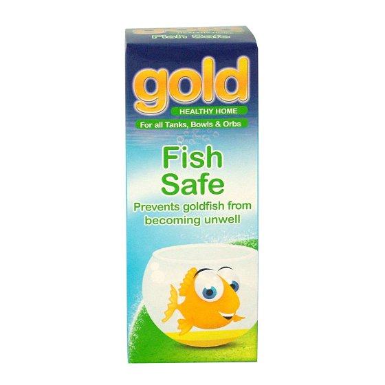 INTERPET GOLD FISH SAFE 100ml