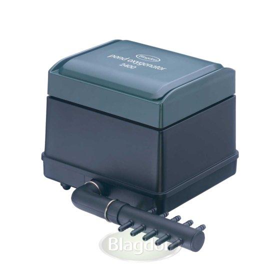 Pond Oxygenator 2400 10 Outlet