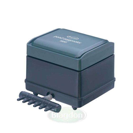 Pond Oxygenator 1800 6 Outlet