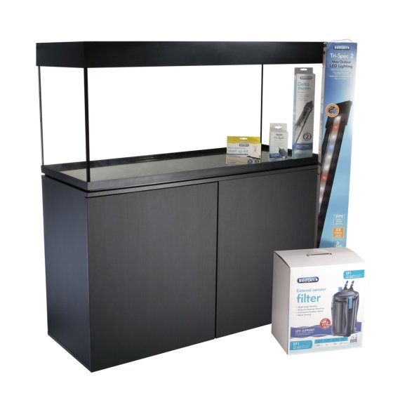 Tri-Spec2 Aquarium 250l Loaded