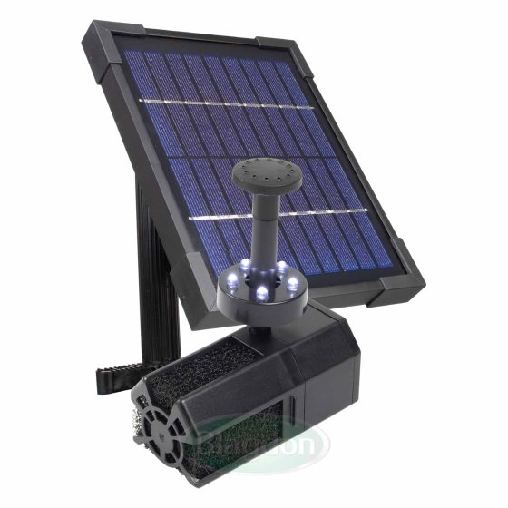 Bd Liberty Pump 200 & Led Kit Li-ion Solar