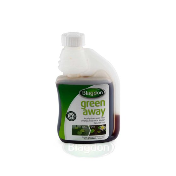 GREEN-AWAY FOR PONDS (SMALL)